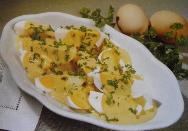 Дижонские яйца