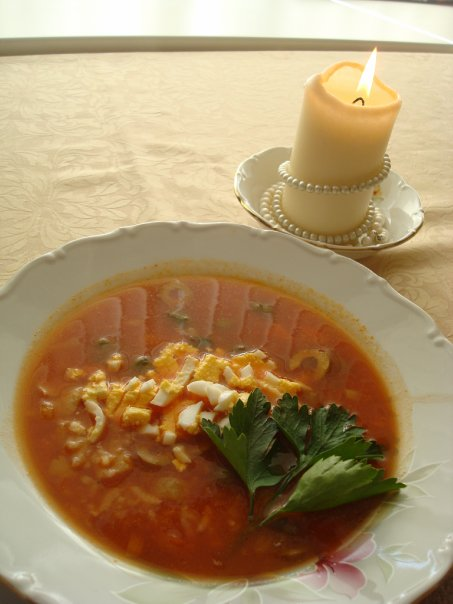 Суп по-веракрусски