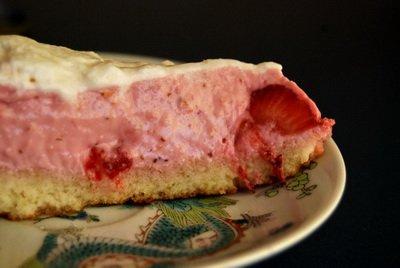 "Торт ""Розовые облака"""