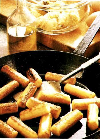 Жареные картофельные палочки