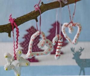 Сладкие снежные финтифлюшки