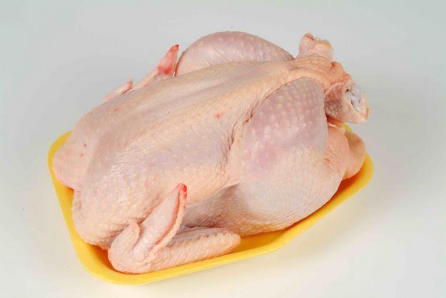 Как разделать курицу?