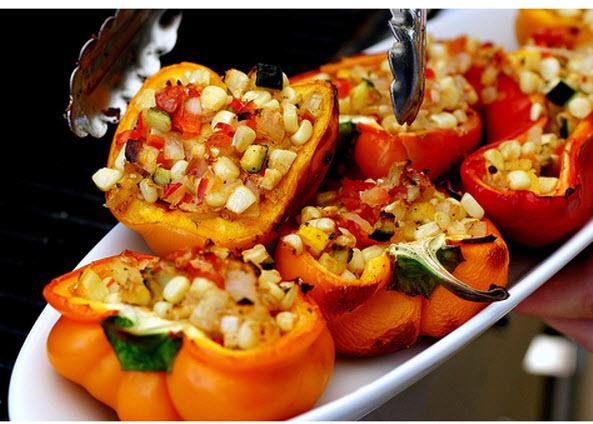 Горячие блюда из овощей с фото