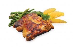 Филе цыпленка с карри