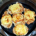 Рецепт приготовления куриной грудки с сыром и ананасом в аэрогриле