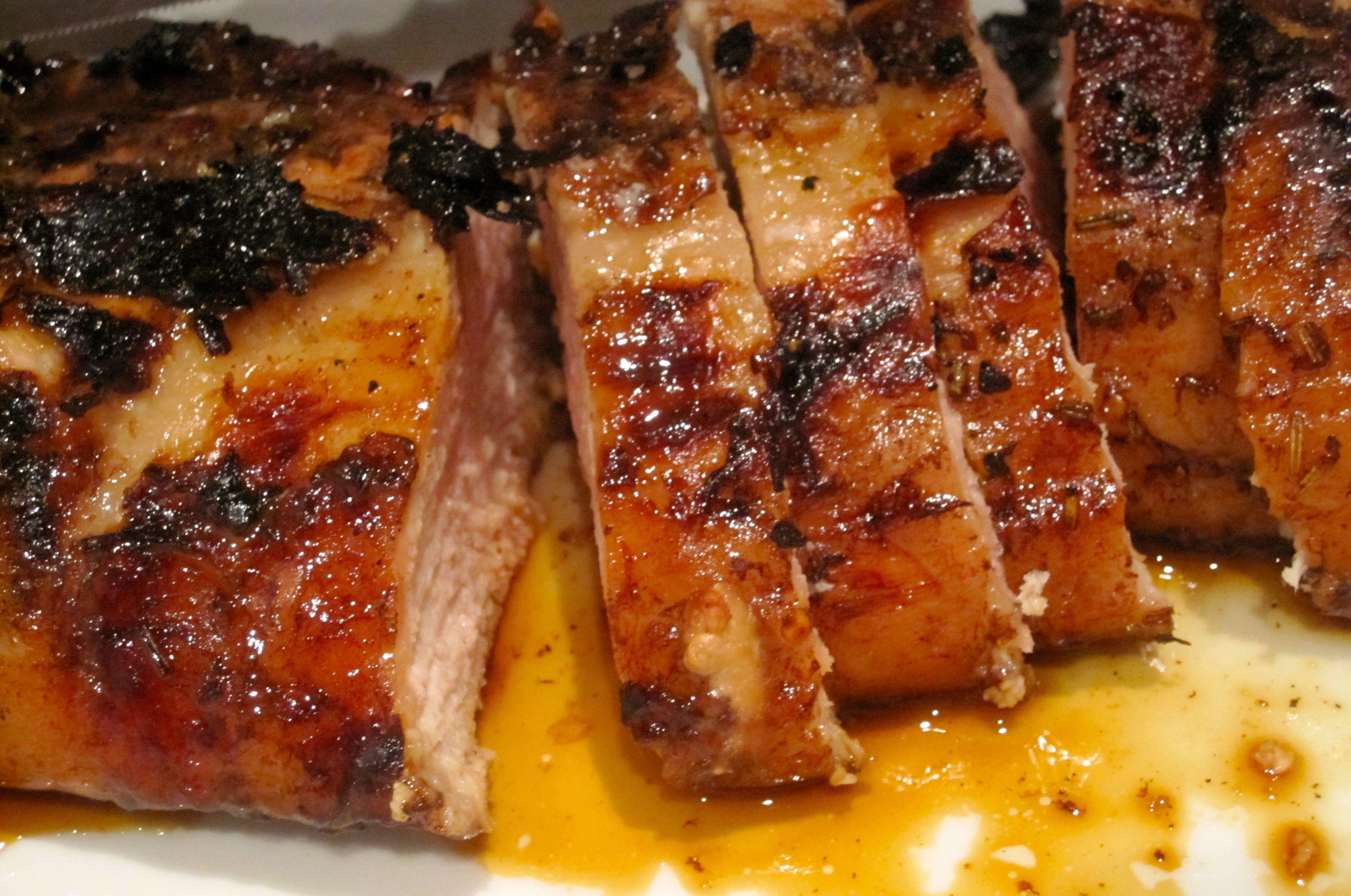 Язык говяжий с овощами в духовке рецепт