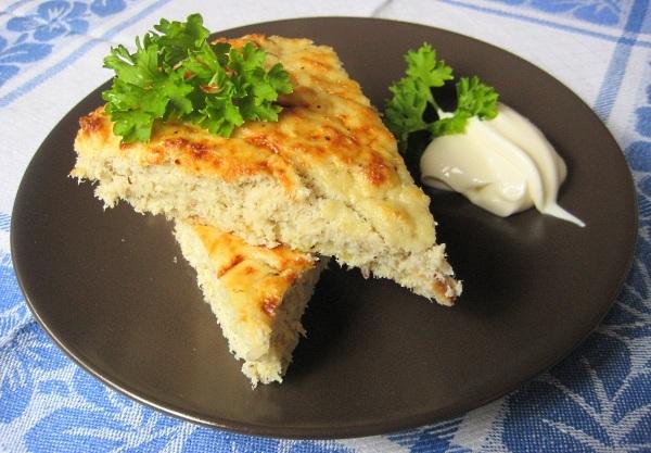 Запеканка из филе рыбы рецепты