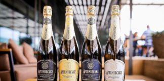 Как делают Артёмовское шампанское