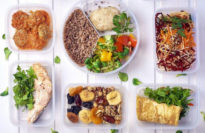 Доставка Правильного Питания Недорого На Неделю