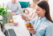 Правильная диета для офисных сотрудников